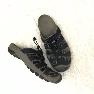 Keen men's hiking slides sandals size 12
